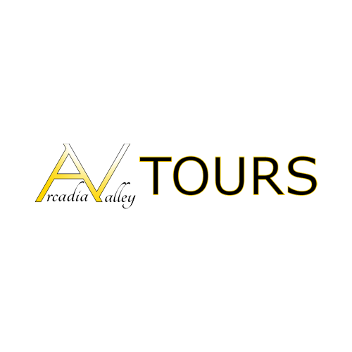 Arcadia Valley Tours logo - Missouri Vacations
