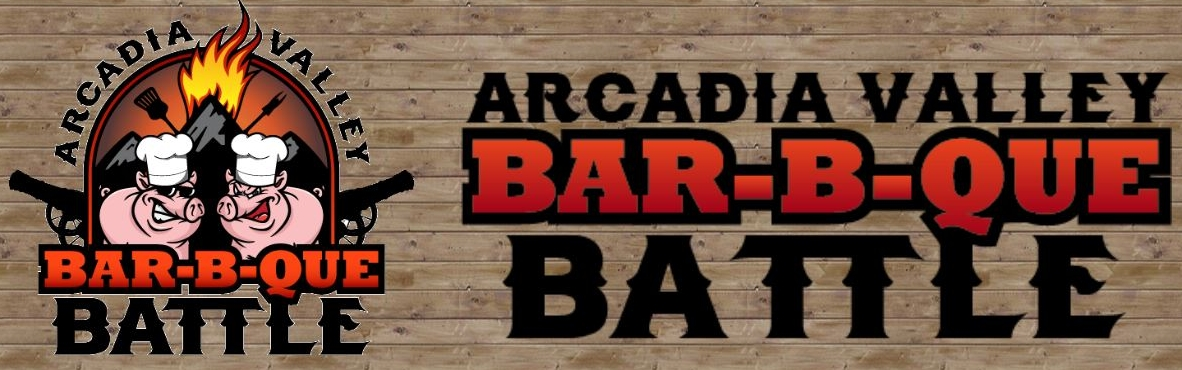 Arcadia Valley BBQ Battle sign - Missouri Vacations