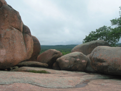 boulders - Missouri Vacations