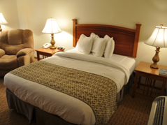 guest room - Missouri Vacations