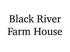 Black River Farm House logo - Missouri Vacations