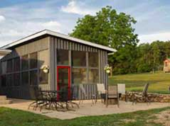outbuilding - Missouri Vacations