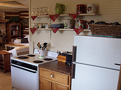 kitchen - Missouri Vacations