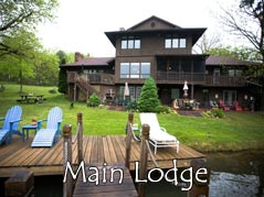 DragonFly lodge - Missouri Vacations