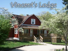 Vincent's Lodge exterior view - Missouri Vacations