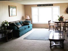 living room - Missouri Vacations