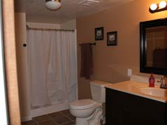 bathroom - Missouri Vacations