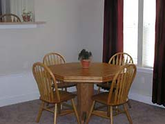 breakfast nook - Missouri Vacations