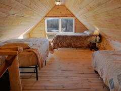Cabin beds - Missouri Vacations