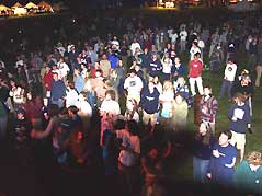 crowd of people at concert - Missouri Vacations