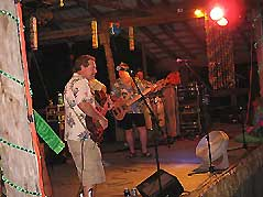 band playing rock concert - Missouri Vacations