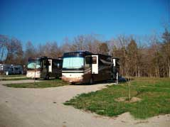 RV campsites - Missouri Vacations