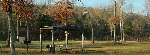 open campsites - Missouri Vacations