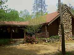 log cabin store - Missouri Vacations