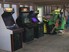 arcade game machines - Missouri Vacations