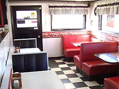 diner booths - Missouri Vacations