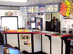 diner ordering counter - Missouri Vacations