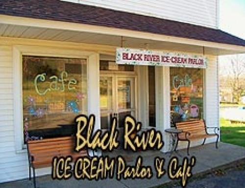 Black River Ice Cream Parlor and Café