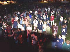 people at a concert - Missouri Vacations