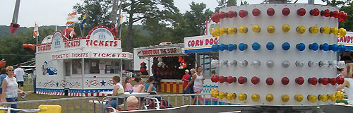 carnival attractions - Missouri Vacations