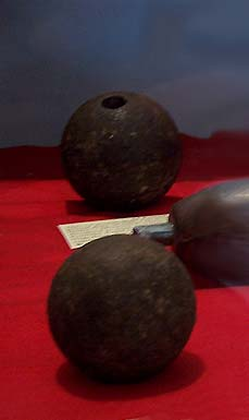cannon balls - Missouri Vacations