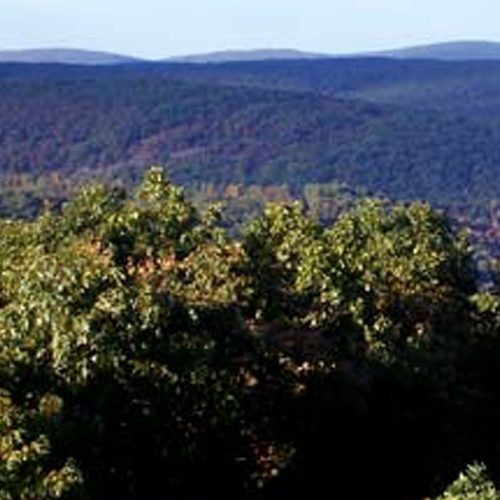 ozark trail overlook - Missouri Vacations