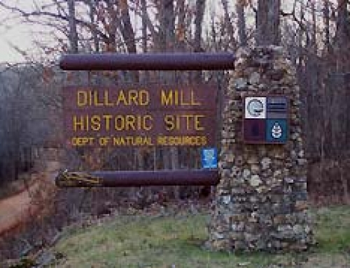 Dillard Mill Historic Site