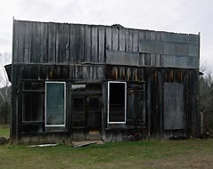 old wooden building - Missouri Vacations