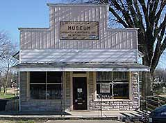 museum and general store front - Missouri Vacations
