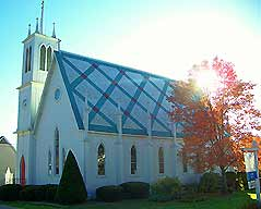 old lutheran church building - Missouri Vacations
