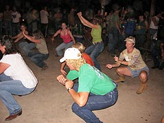 line dancing group - Missouri Vacations