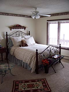 bedroom - Missouri Vacations