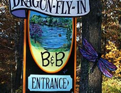 Dragon-Fly-In Bed and Breakfast