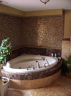jacuzzi tub - Missouri Vacations