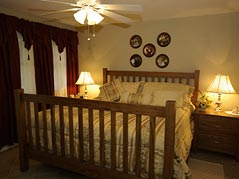 king size bed - Missouri Vacations