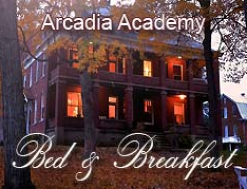 Arcadia Academy Bed and Breakfast