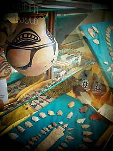 native american relics - Missouri Vacations