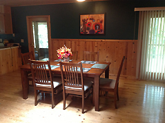 dining room - Missouri Vacations