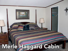 cabin bed - Missouri Vacations