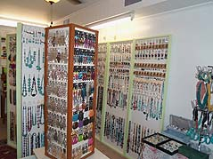 jewelry store interior - Missouri Vacations