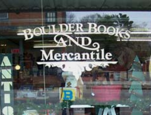 Boulder Books and Mercantile
