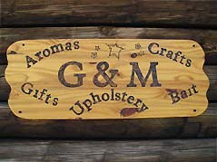 G & M logo - Missouri Vacations