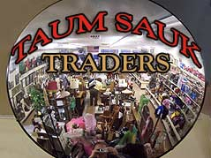 taum sauk traders logo - Missouri Vacations