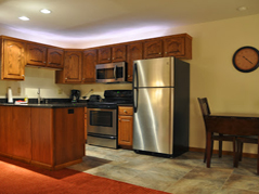 kitchenette - Missouri Vacations